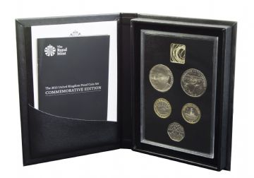 2015 Proof Set Commemorative Issue